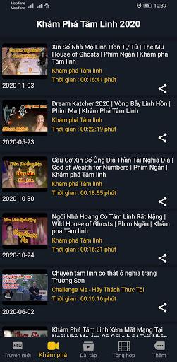 Truyu1ec7n Ma u0110u00eam Khuya  screenshots 2