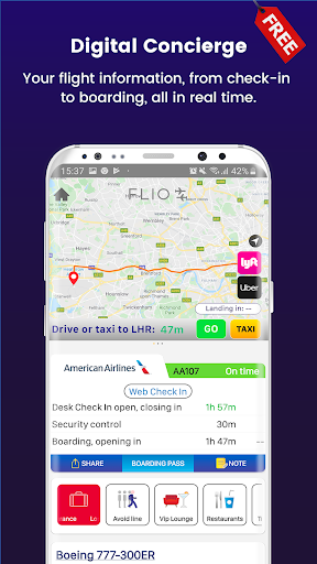 FLIO – Your personal travel assistant  screenshots 2