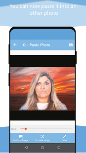 Cut and Paste photos