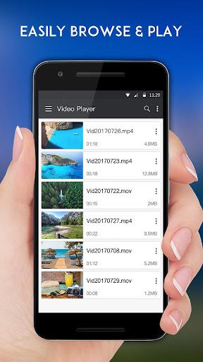 HD Video Player - Media Player 1.8.6 Screenshots 4