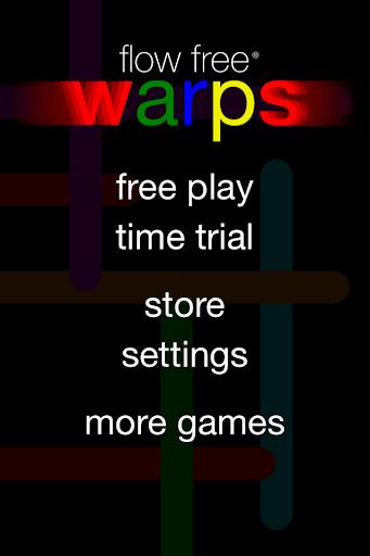 Flow Free: Warps apktram screenshots 2