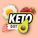 ケト減量アプリ-ケトダイエット&食事プラン - Androidアプリ