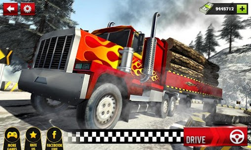Offroad Cargo Truck Transport For Pc (Free Download On Windows 10, 8, 7) 1