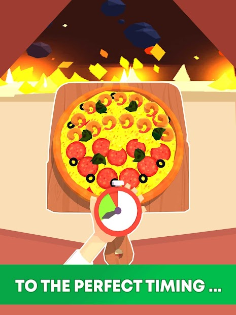 Perfect Pizza Maker