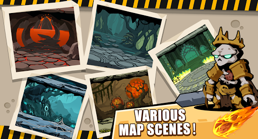 Tap Dungeon Hero:Idle Infinity RPG Game 3.0.4 screenshots 10