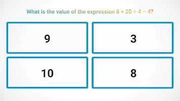 5th Grade Math Challenge