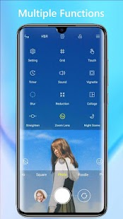 Mi 10 Camera - Selfie Camera for Xiaomi Mi 10 Screenshot