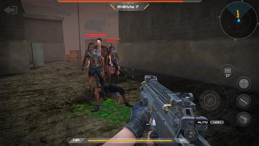 Télécharger Black Ops: Call of Biohazard War APK MOD (Astuce) screenshots 2