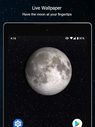 Phases of the Moon Calendar & Wallpaper Pro  screenshots 14