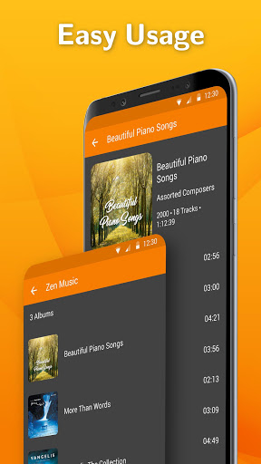 Simple Music Player: Play Music Files Easily 5.5.1 Screenshots 3