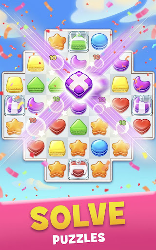 Cookie Jamu2122 Match 3 Games | Connect 3 or More apkslow screenshots 15