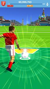 Soccer Kick MOD (Unlimited Money) 1