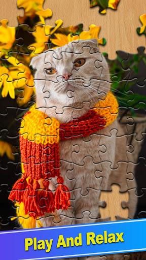 ColorPlanetu00ae Jigsaw Puzzle HD Classic Games Free  screenshots 5