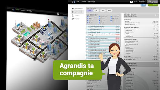 Sim Companies APK MOD – Monnaie Illimitées (Astuce) screenshots hack proof 2