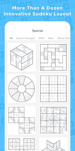 Sudoku Daily - Free Classic Offline Puzzle Game 1.11.0 screenshots 2