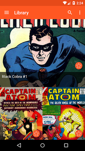 Astonishing Comic Reader  Screenshots 2