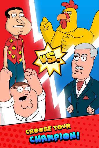Family Guy- Another Freakin' Mobile Game 2.28.5 screenshots 3