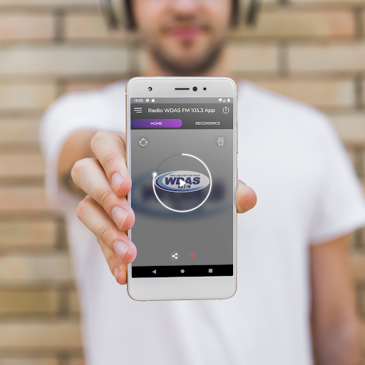 Radio WDAS FM 105.3 App Station Philadelphia Free  screenshots 1