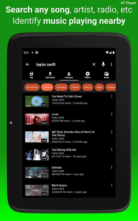 Free Music Downloader Download MP3. YouTube Player  poster 12