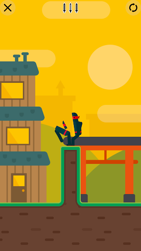 Mr Ninja - Slicey Puzzles screenshots 5