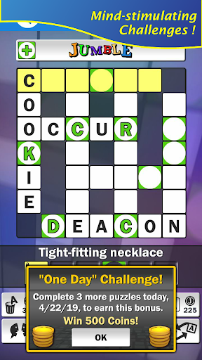 Giant Jumble Crosswords apkmr screenshots 5