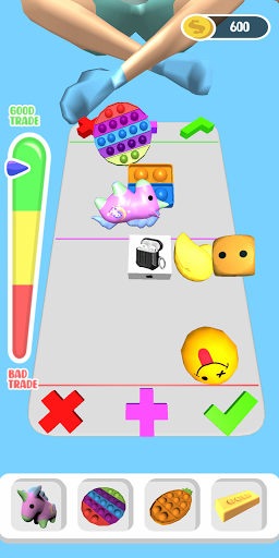Fidget Trading Master toys & Pop it ASMR Games 3.2 screenshots 11