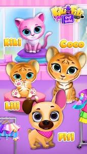 Kiki & Fifi Pet Hotel – My Virtual Animal House 2