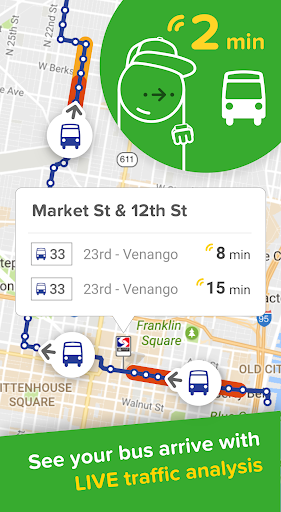 Citymapper: Directions For All Your Transportation android2mod screenshots 6