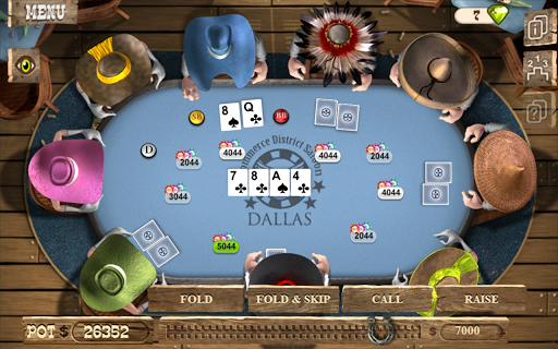 Governor of Poker 2 - OFFLINE POKER GAME  Screenshots 15