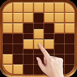 Wood Block Puzzle  Free Classic Block Puzzle Game