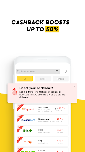 LetyShops cashback service android2mod screenshots 1