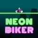 Neon Biker - Bike racing game para PC Windows