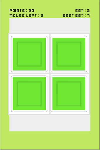 2 pairs : card matching game screenshot 2