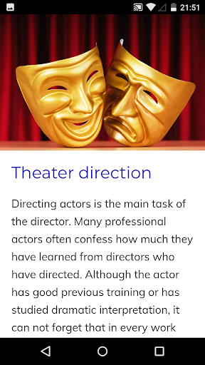 Theater Course modavailable screenshots 2