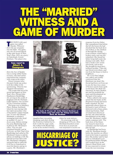 True Crime Magazine 6.3.4 Screenshots 5