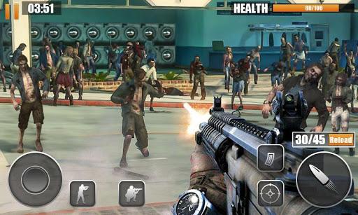 Dead Zombie Sniper Frontier 2018 APK MOD – Pièces de Monnaie Illimitées (Astuce) screenshots hack proof 1