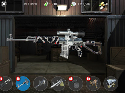 Image For Dead Fire: Zombie shooting Versi 1.3.3.7 12