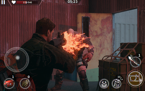 Left to Survive: Dead Zombie Shooter. Apocalypse 4.7.2 Screenshots 14