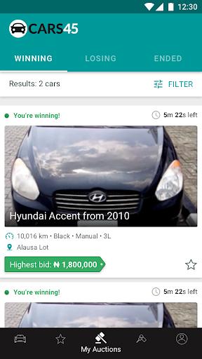 Cars45 Dealer android2mod screenshots 4