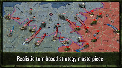 Strategy & Tactics: WW2 1.2.27 Screenshots 6