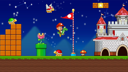 Super Bobby's Adventure - Classic Run & Jump Game 1.2.8.185 screenshots 3