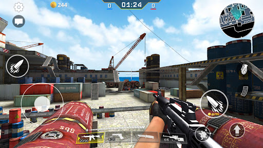 GO Strike : Online FPS Shooter  screenshots 24