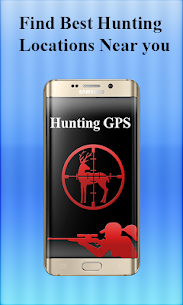 Hunting Gps : Hunting Maps, Route Finder, Tracker 1.3 Mod APK Updated Android 2