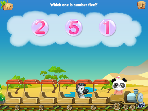 Lola's Math Train - Learn 1+1 2.5.6 screenshots 1