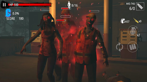 Zombie Hunter D-Day 1.0.806 screenshots 21