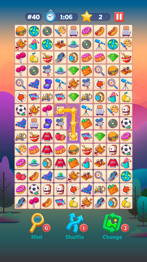 Pair Tiles is a matching puzzle game!  screenshots 4