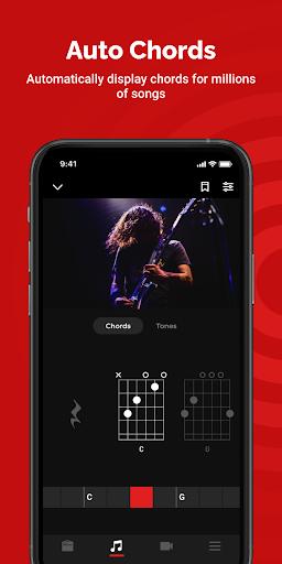 Spark Amp: Smart Jam, Chords screenshots 8
