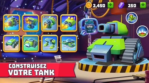 Tanks A Lot! - Realtime Multiplayer Battle Arena APK MOD (Astuce) screenshots 2