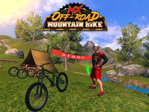 MX Offroad Mountain Bike 1.1 screenshots 5