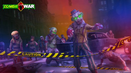 Zombie War: Rules of Survival 1.02 screenshots 1